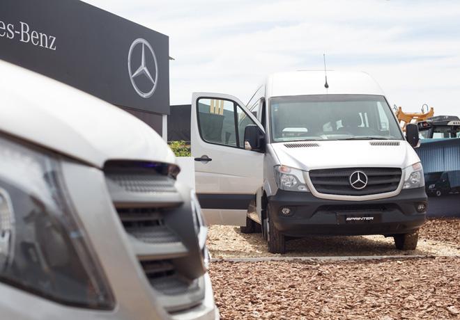 Mercedes-Benz - Agroactiva 2016 1