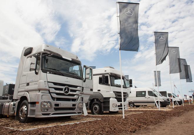 Mercedes-Benz - Agroactiva 2016 2