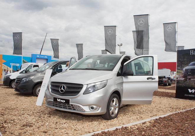 Mercedes-Benz - Agroactiva 2016 3