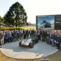 Mercedes-Benz Argentina homenajeo a Fangio en su cumpleaños 105 1