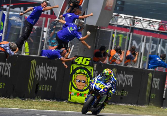 MotoGP - Catalunya 2016 - Valentino Rossi - Yamaha