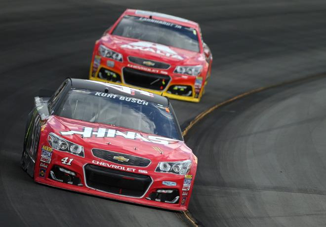 NASCAR - Pocono 2016 - Kurt Busch - Chevrolet SS