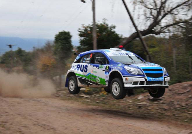 Rally Argentino - Catamarca 2016 - Etapa 1 - Marcos Ligato - Chevrolet Agile MR