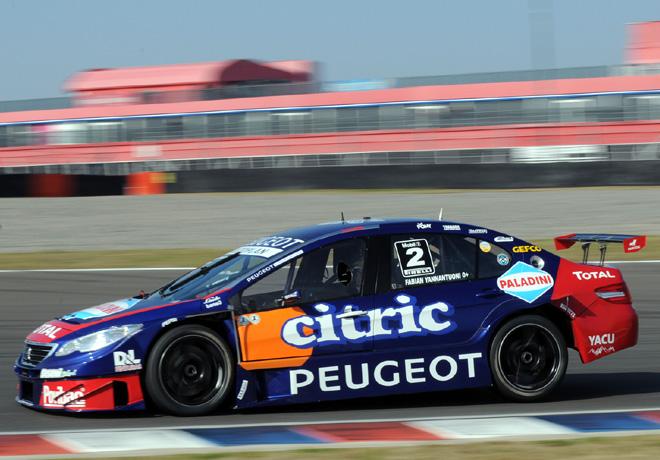 STC2000 - Termas de Rio Hondo 2016 - Final - Fabian Yannantuoni - Peugeot 408