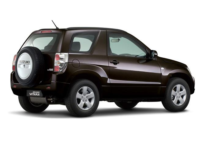 Suzuki Grand Vitara 3 puertas 2