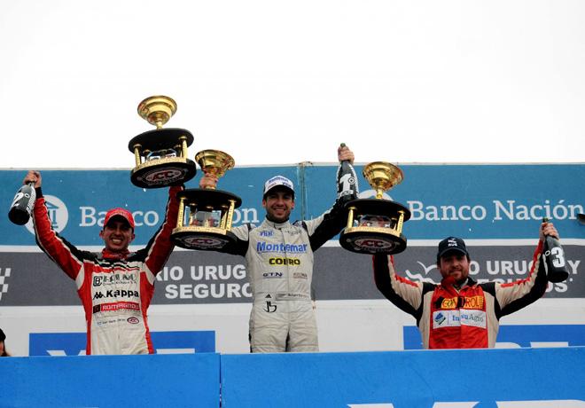 TC Pista en Concepción del Uruguay – Final: La primera de Santero.