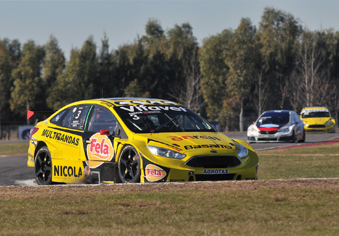 TC2000 - La Plata 2016 - Carrera Final - Antonino Garcia - Ford Focus