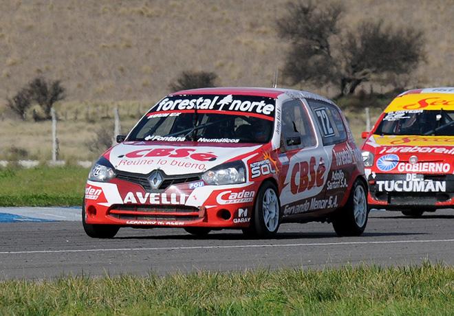 TN - Toay - La Pampa 2016 - C2 - Juan Pablo Koch - Renault Clio