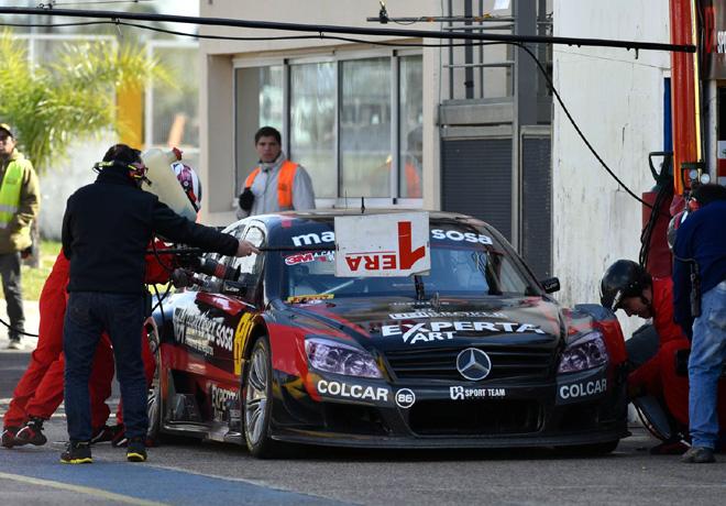 Top Race - Concordia 2016 - Carrera - Agustin Canapino - Mercedes-Benz