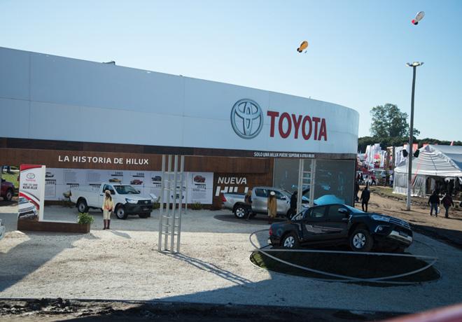 Toyota - Agroactiva 2016 1