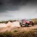 Toyota renueva su alianza con el Desafio Ruta 40
