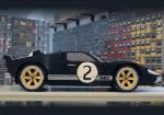 Un Ford GT fue construido con 40 mil piezas de Lego 2
