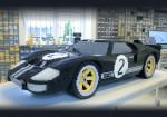 Un Ford GT fue construido con 40 mil piezas de Lego 3