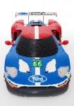 Un Ford GT fue construido con 40 mil piezas de Lego 5