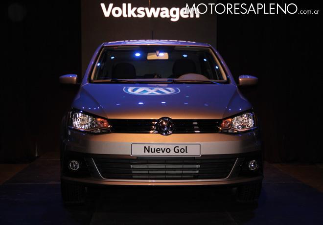 VW - Presentacion nuevo Gol 1