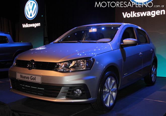 VW - Presentacion nuevo Gol 2