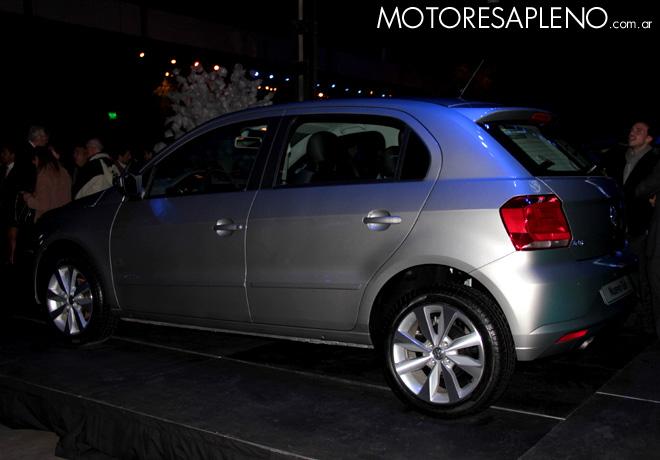 VW - Presentacion nuevo Gol 3
