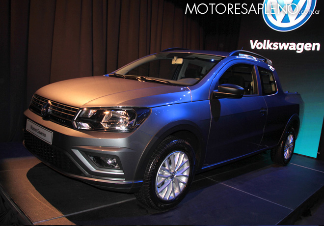 VW - Presentacion nuevo Saveiro 1