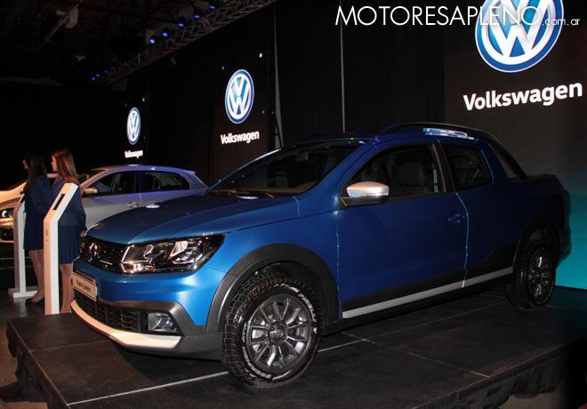 VW - Presentacion nuevo Saveiro 2