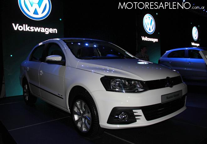 VW - Presentacion nuevo Voyage 1