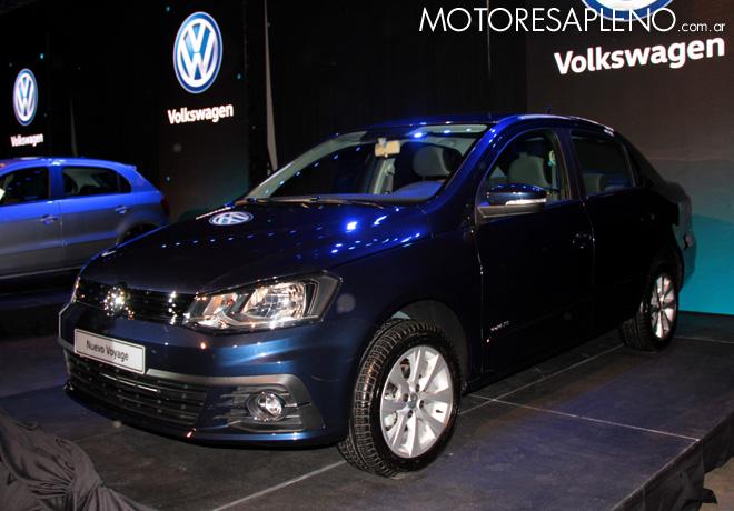 VW - Presentacion nuevo Voyage 2