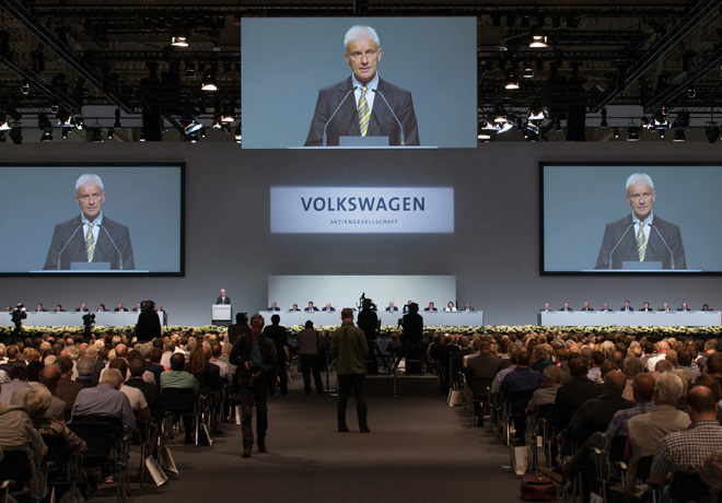 VW - TOGETHER - Estrategia 2025 - Matthias Muller - CEO de VW AG