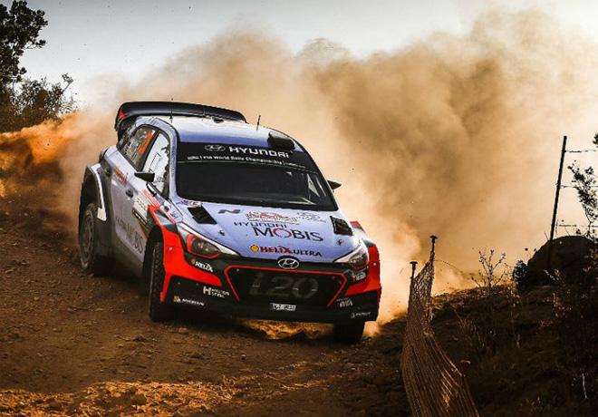 WRC - Italia 2016 - Dia 1 - Thierry Neuville - Hyundai i20