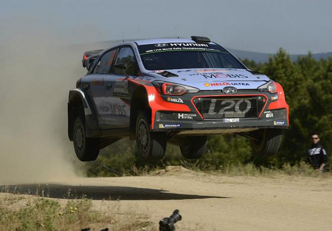 WRC - Italia 2016 - Dia 2 - Thierry Neuville - Hyundai i20
