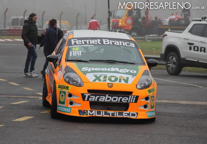 Abarth Punto Competizione - Buenos Aires 2016 - Carrera 2 - Daniel Difalcis - Gonzalo Fernandez