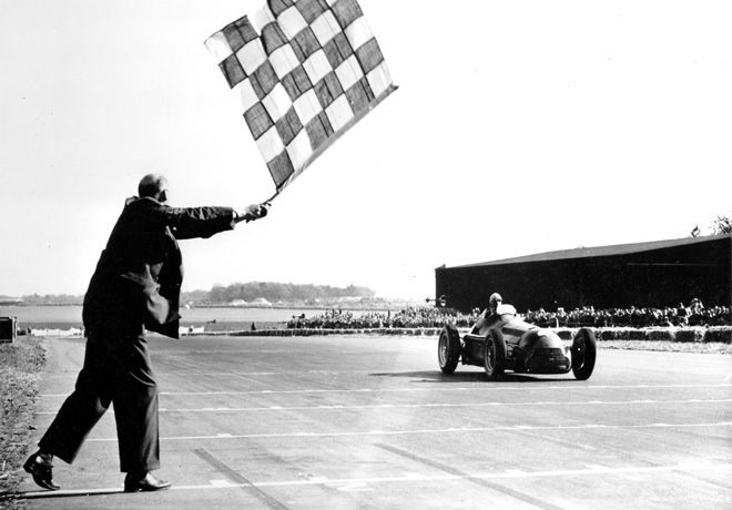 Alfa Romeo - eterna deportividad - Juan Manuel Fangio 2