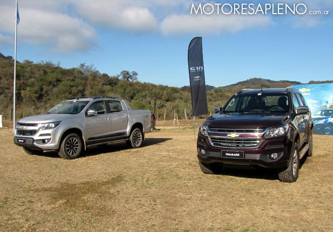 Chevrolet - Nuevas S10 y Trailblazer