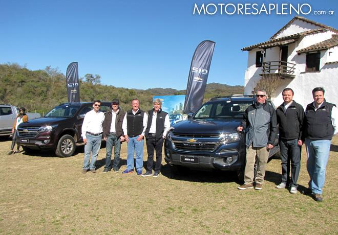 Chevrolet - Presentacion Nueva S10 1