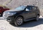 Chevrolet - Presentacion Nueva Trailblazer 1