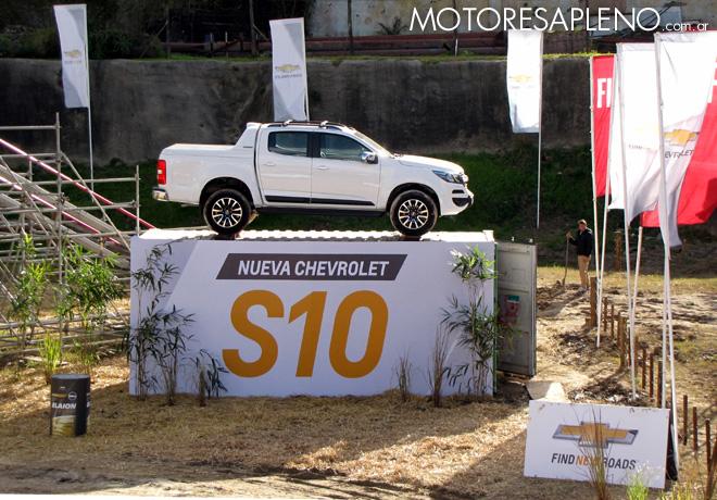 Chevrolet en La Rural 1