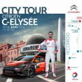 Citroen C-Elysee City Tour