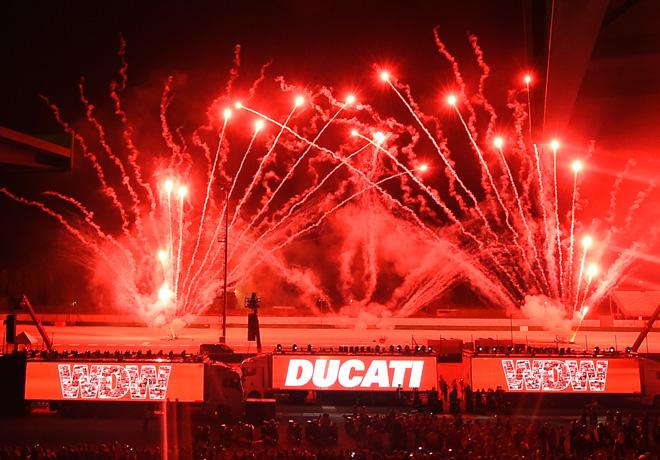 Ducati Week 2
