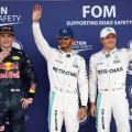 F1 - Gran Bretana 2016 - Clasificacion - Max Verstappen - Lewis Hamilton -  Nico Rosberg