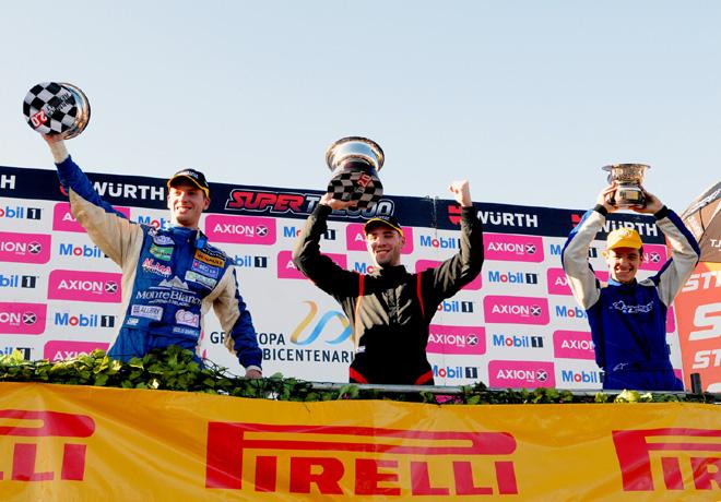 FR20 - Obera 2016 - Carrera 1 - El Podio