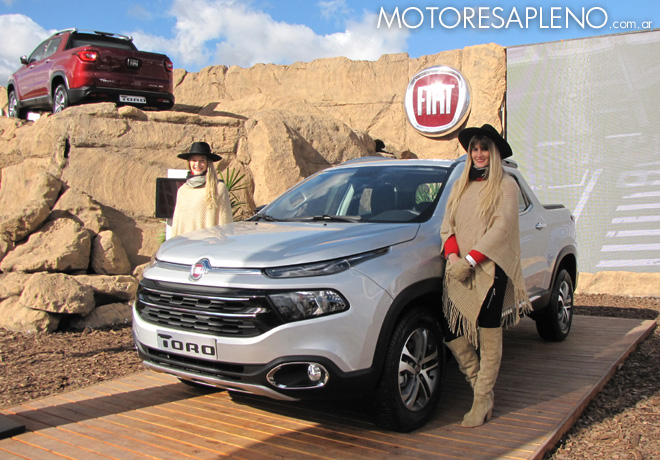 Fiat en La Rural 1