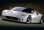 Ford Concept Cars - 1995 - GT90