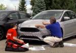 Ford revela sus tecnicas de camuflaje para proteger sus prototipos 3