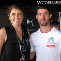 Formula E - DS Virgin Racing - Valentina Solari y Pechito Lopez