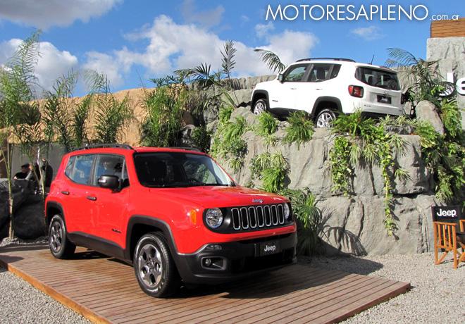 Jeep en La Rural 1