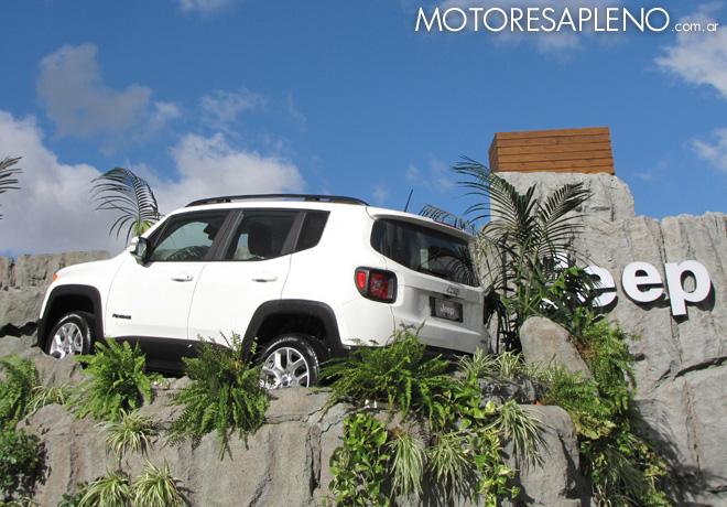 Jeep en La Rural 2