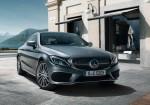 Mercedes-Benz Clase C Coupe 1