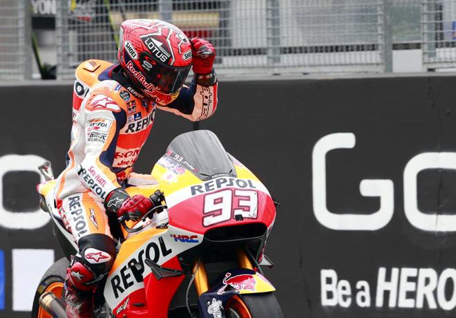 MotoGP - Sachsenring 2016 - Marc Marquez - Honda