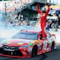 NASCAR - Indianapolis 2016 - Kyle Busch - Toyota Camry