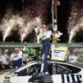 NASCAR - Kentucky 2016 - Brad Keselowski en el Victory Lane