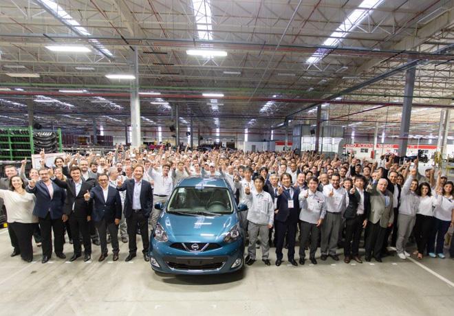 Nissan Brasil lanza un programa de exportacion para Latinoamerica