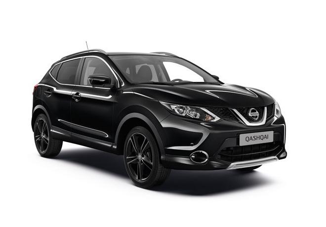 Nissan Qashqai Black Edition 1